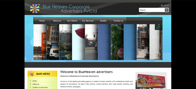 Blue Heaven Advertisers
