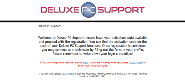 Delux Epc Support