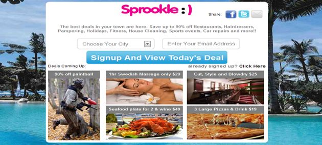 Sprookle