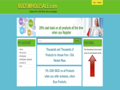 Bud wholesale